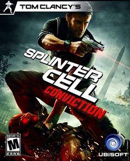 Tom Clancys Splinter Cell Conviction PC Game