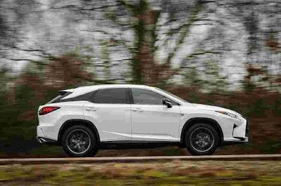 Lexus RX Car Reviews