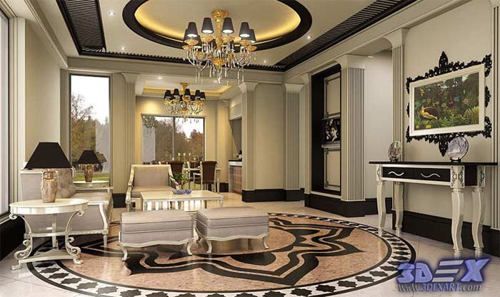 Art Deco Interior.Top Tips To Add Art Deco Style To Your Interior Home Decor