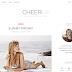 CheerUp Template Grátis Para Blogger