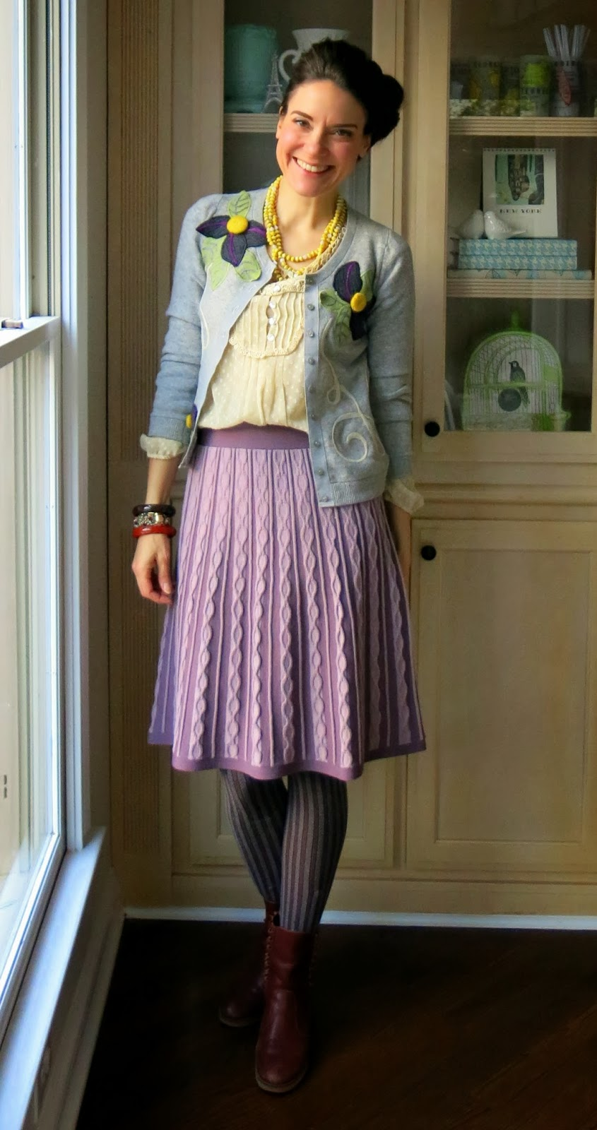 Cassie Stephens: art teacher clothes