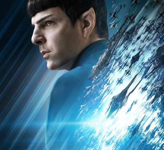 ZACHARY QUINTO, STAR TREK (2009)