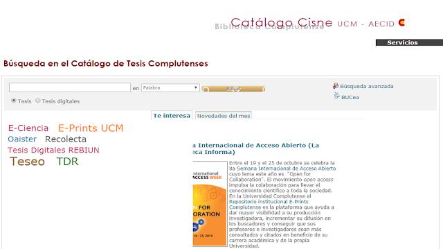 Cisne universidad complutense vía blog de Fray Lina Rodriguez