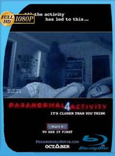 Actividad Paranormal 4 2012  [1080p] Latino [GoogleDrive] DizonHD