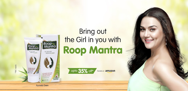 Roop Mantra Face Cream for Girls