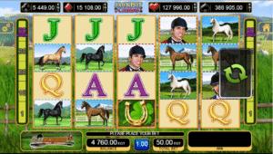 Jucat acum 50 Horses Slot Online