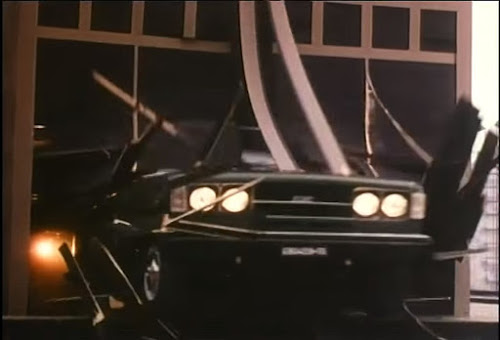 Fiat 124 Remy Julienne Stunt