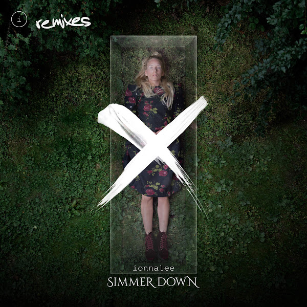 ionnalee - Simmer Down (Remixes) - Single Cover