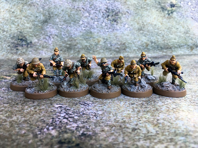 Warlord Games Imperial Japanese Army Summer Dress