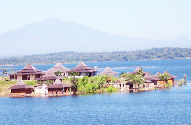 Destinasi Wisata Grobogan, Waduk Kedungombo