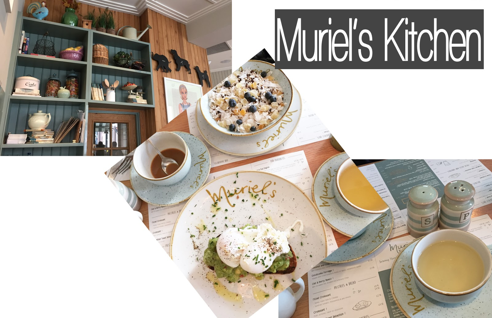 Food & Restaurants London Travel Guide Muriels Kitchen Breakfast Brunch