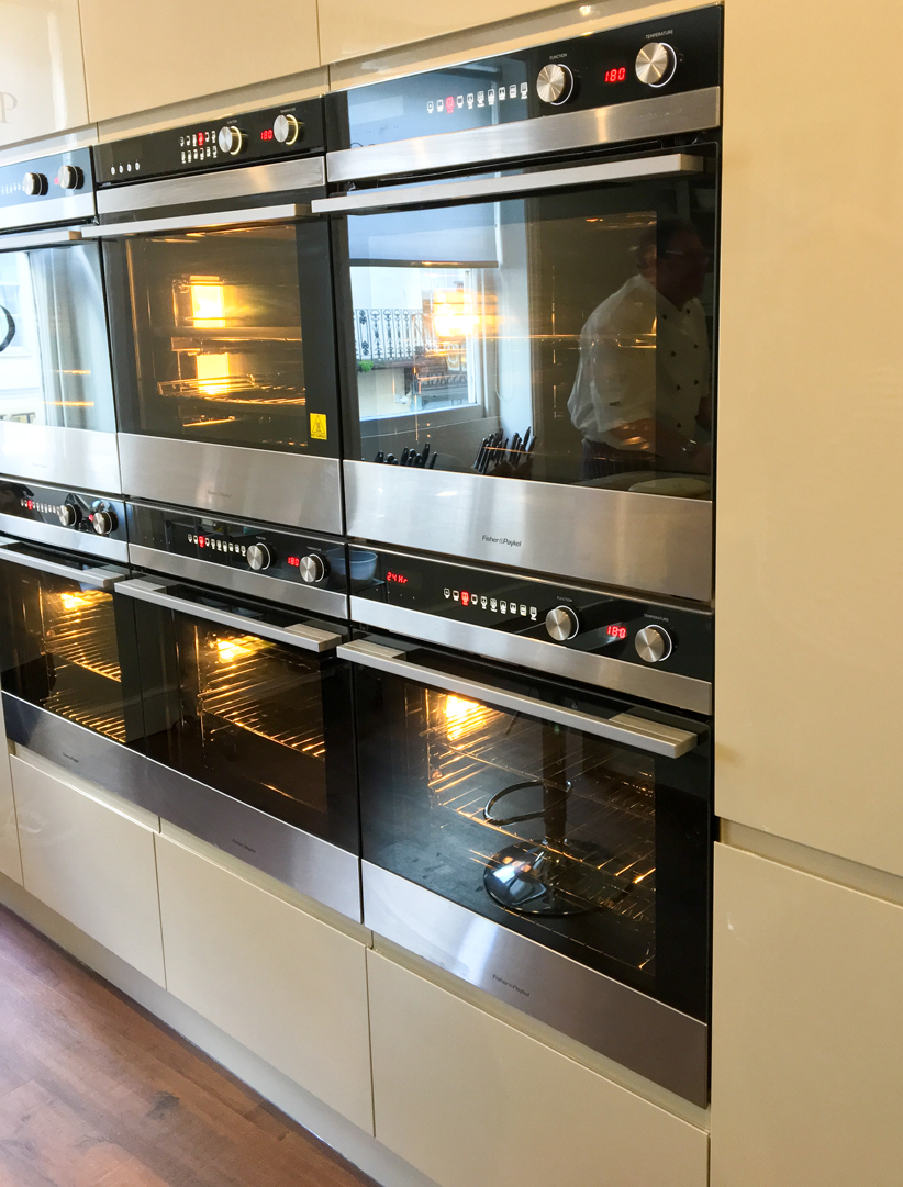 Cookmate Cookery School Ovens
