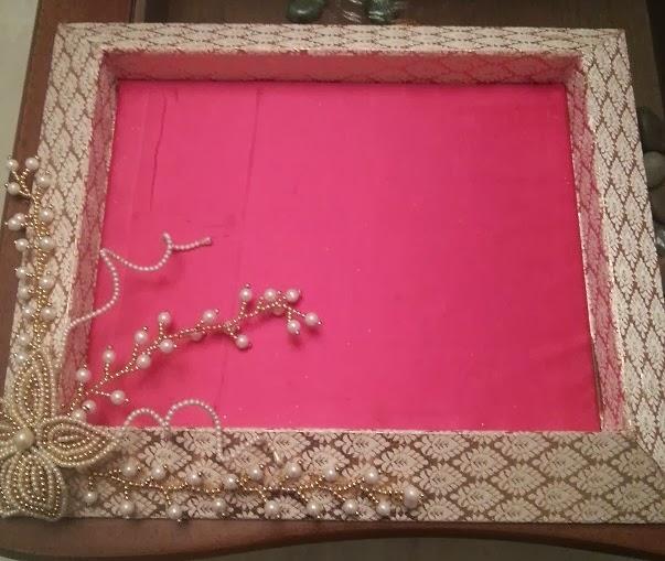Wedding Gifts Packing Designs: Wedding Packing @ Shrishti : Saree Packing Trays