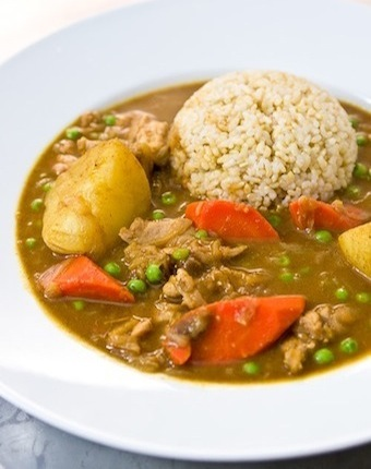 JAPANESE curry recipe with SPICES
