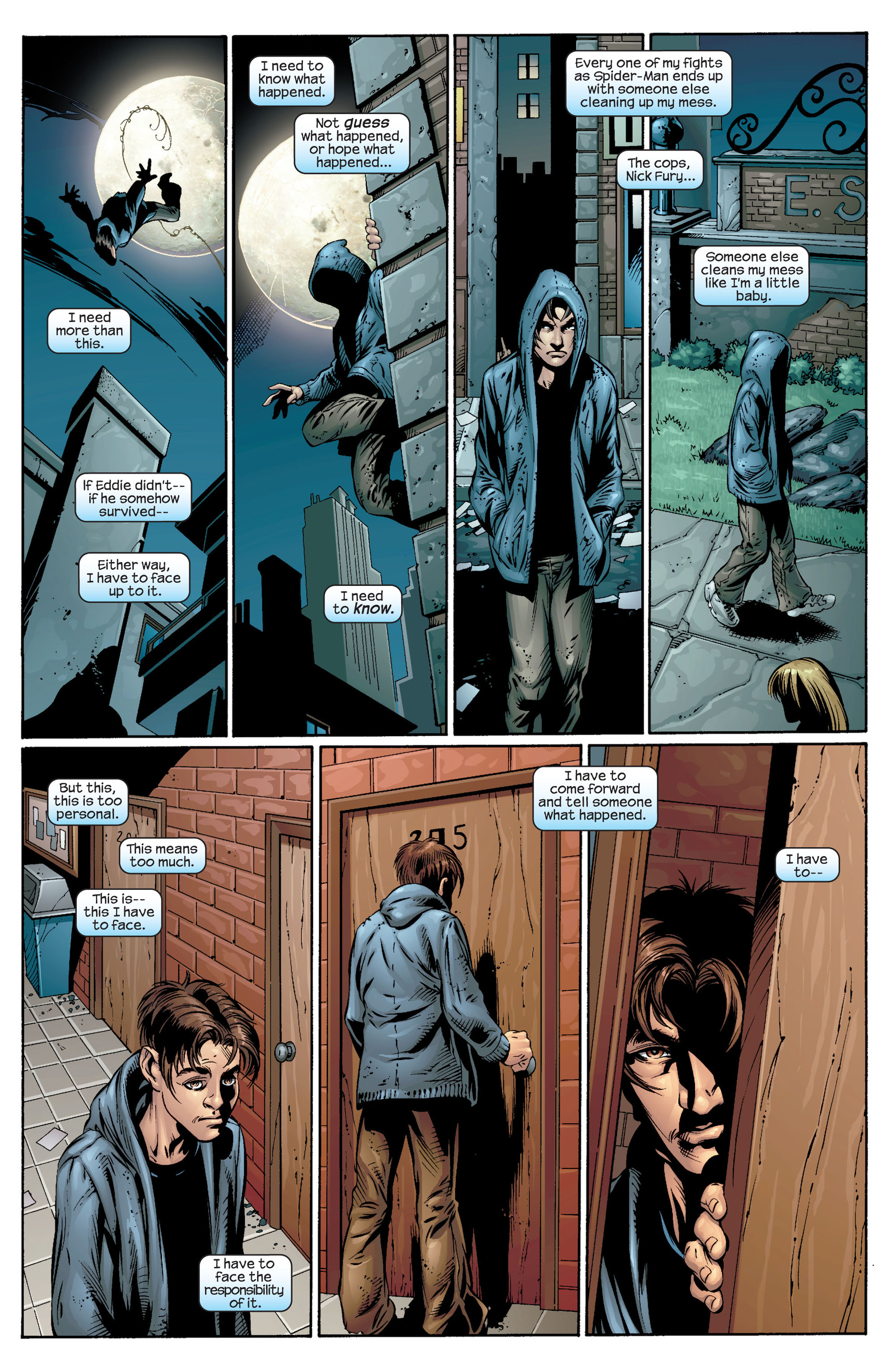 Read online Ultimate Spider-Man (2000) comic -  Issue #39 - 13