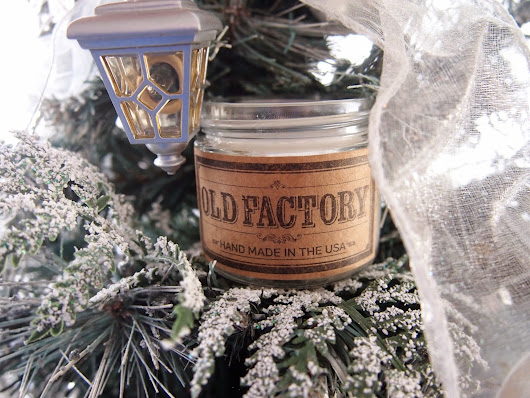 Old Factory Candles | Review