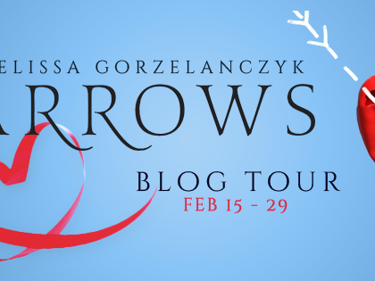 Arrows Blog Tour | Top 10 Favorite (Mostly Tragic) Love Stories of Greek Myth + Giveaway