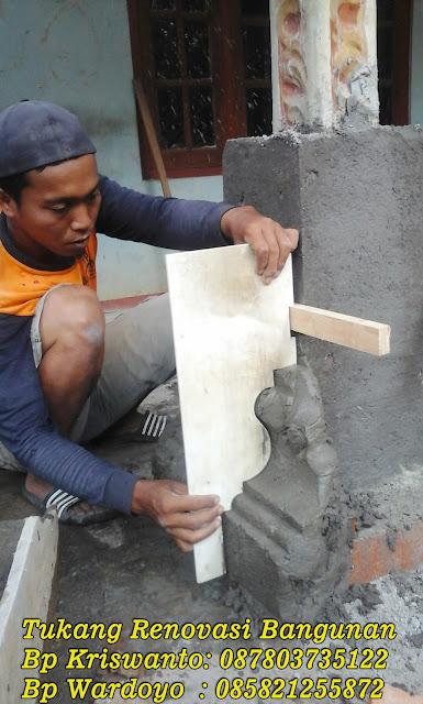 jasa renovasi rumah per meter di Solo