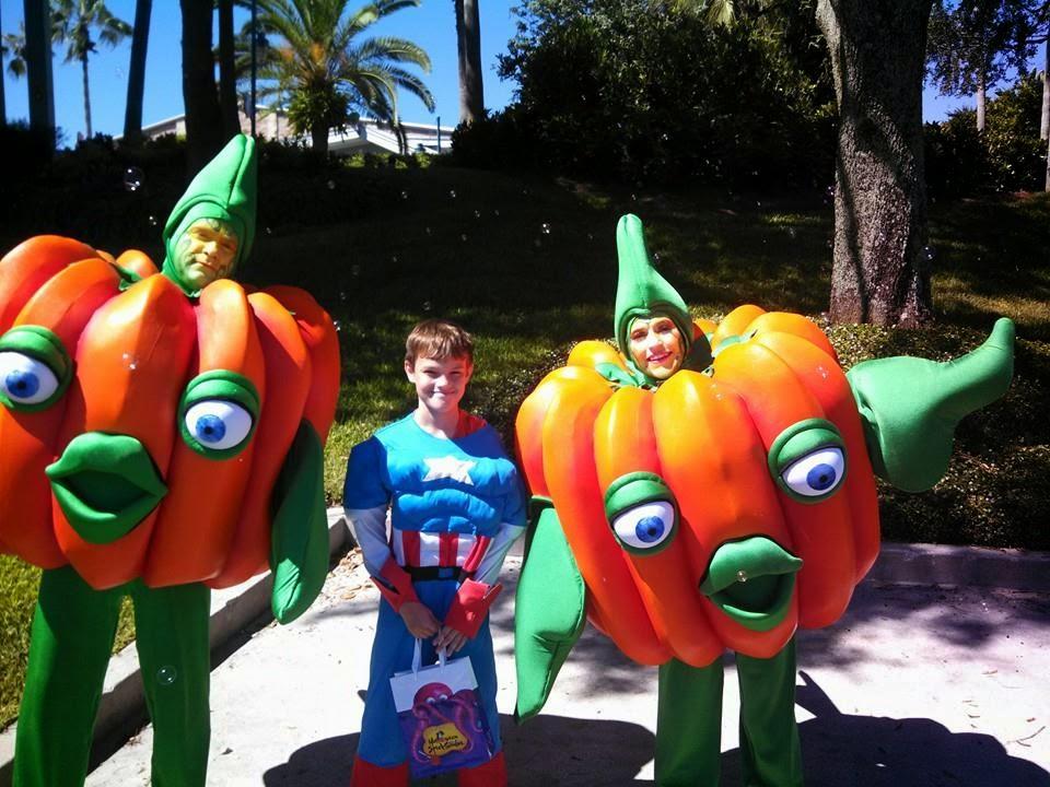 ThemeParkMama SeaWorld Orlando39s Halloween Spooktacular