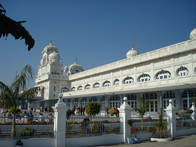 Historical Gurudwara Sikh Temple Karamsar Rara Sahib Punjab  Wallpaper Photo & Pics