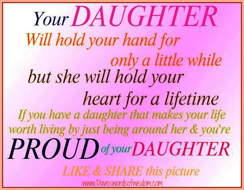 Images of Proud Mother Letter To Daughter - #rock-cafe