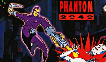 Phantom 2040 Temporada 02 Audio Latino