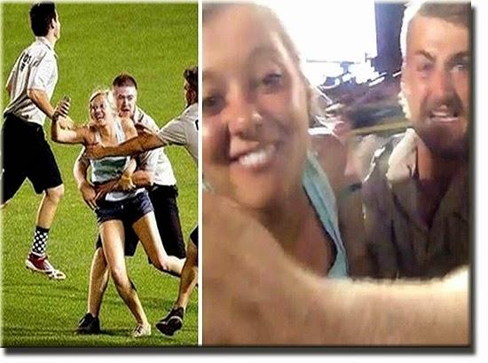 Fail - Selfie futebol
