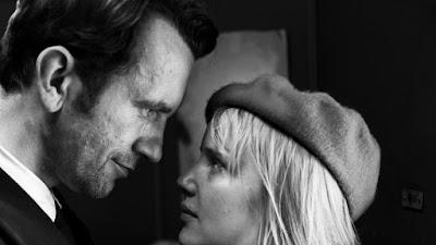Joana Kulig y Tomasz Kot en 'Cold War'