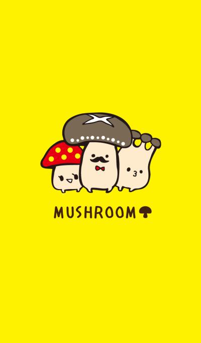 Dress Mushroom