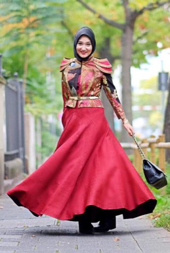 Model Baju Lebaran Rancangan Dian Pelangi Terbaru