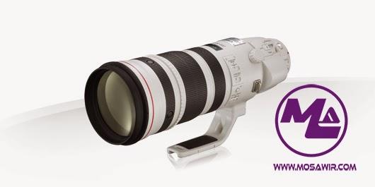 عدسة كانون: Canon EF 200-400mm f/4L IS USM Extender 1.4x