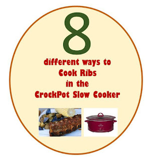 Slow Cooker ribs are moist, juicy, and fall-off-the-bone tender! These recipes are fool proof!