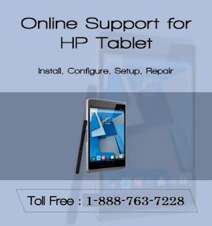HP Tablet Support Helpline number