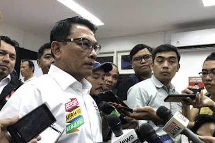 Moeldoko: Kami Terima Jika Real Count KPU Nanti Jokowi - Ma'ruf Kalah
