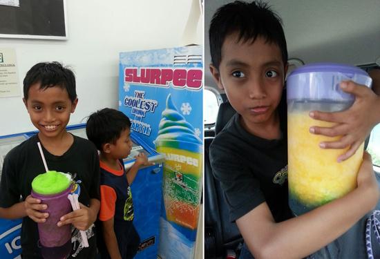 Kegilaan Slurpee Rakyat Malaysia