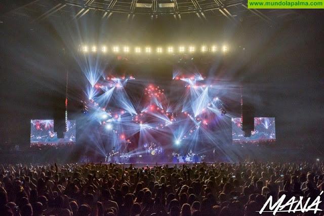 El Isla Bonita Love Festival supera con Maná, el millar de entradas vendidas en menos de 24h