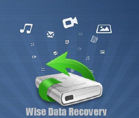 برنامج استعادة الملفات المحذوفة Wise Data Recovery احدث