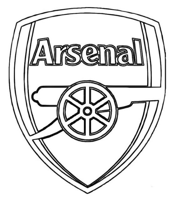 logo arsenal imprimer