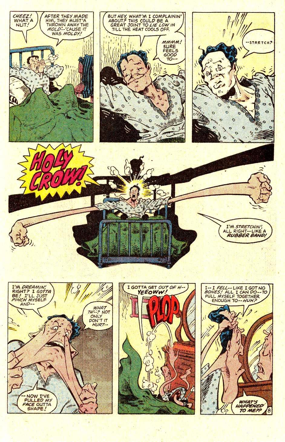 Read online Secret Origins (1986) comic -  Issue #30 - 29