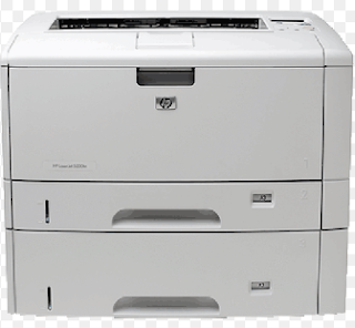 The HP LaserJet 5200DTN has an impressive print function, and the printer can print with crisp and clear results when printing a document or image.