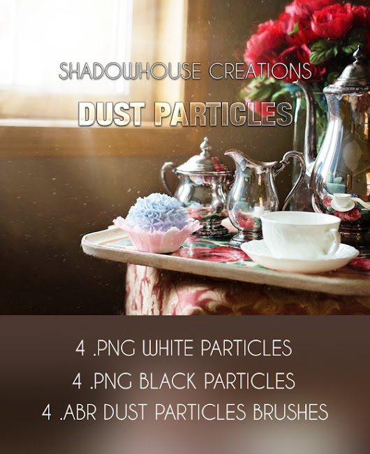 SC Dust Particles Set