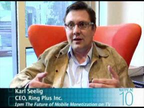 RingPlus CEO Karl Seelig