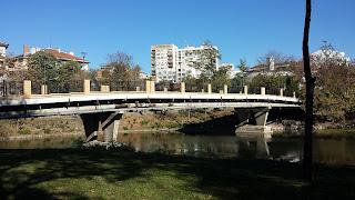 New, Bridge, River Tundzha, Yambol,