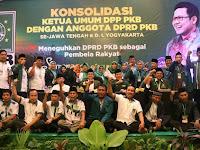 Konsulidasi DPRD se-Jateng dan DIY