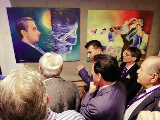 هيئة الحوار الثقافي الدائم في قب الياس تتألق في مهرجان الحوار الثقافي الفني