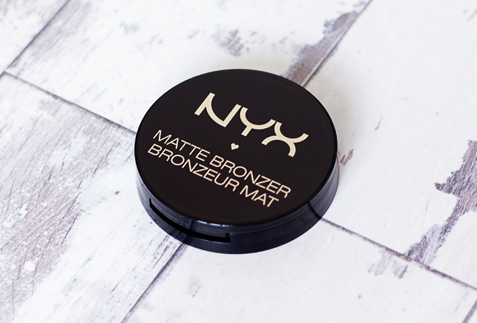 Review | NYX Matte Bronzer in Deep Tan