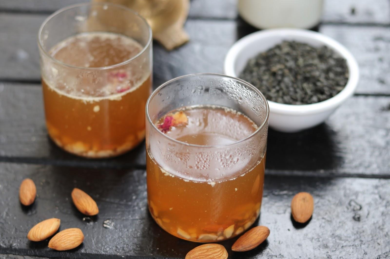 Kashmiri Kahwa Tea,nari