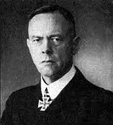 La Kriegsmarine: Günther Lütjens