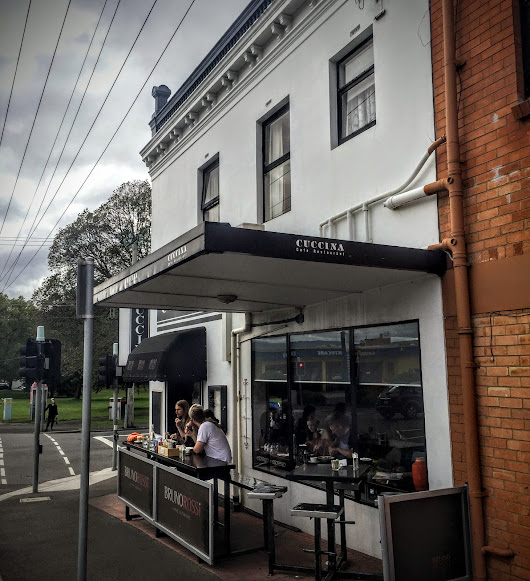 Cuccina Cafe, Launceston
