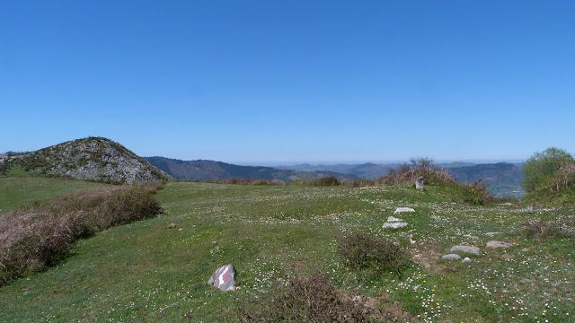 Campera de Los Llanos - El Sellón - Asturias